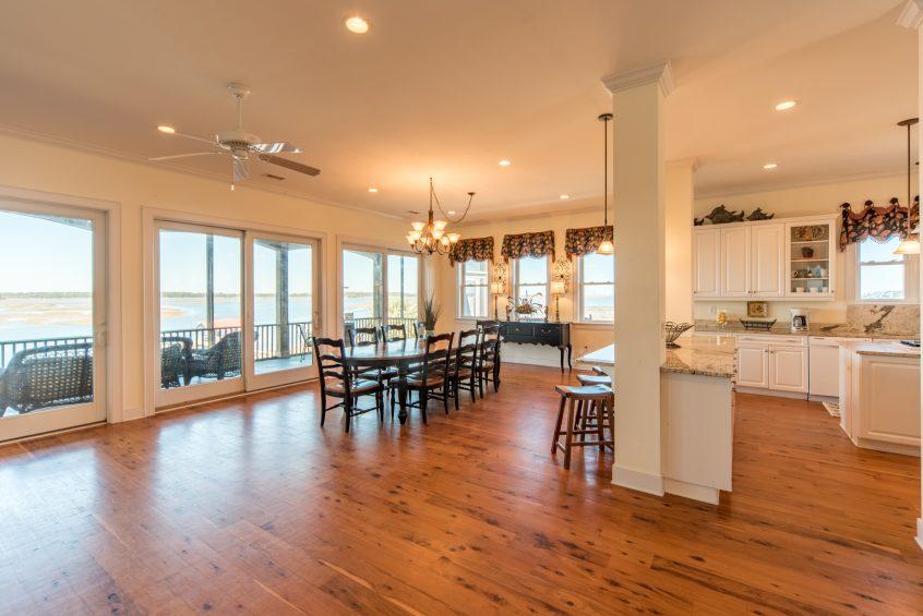 Tabby House vacation homes on South Carolina beaches
