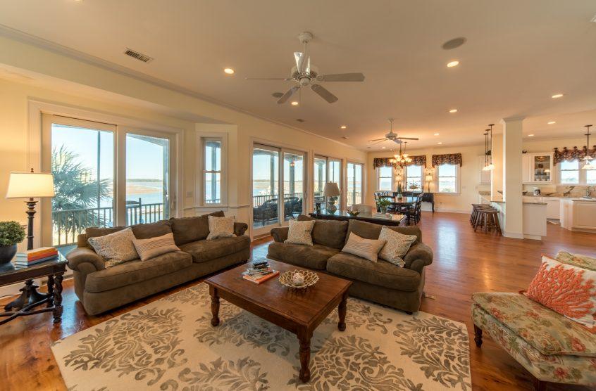 Tabby House South Carolina beach front vacation home