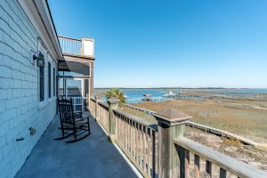 Folly Beach, South Carolina vacation home on Folly Island