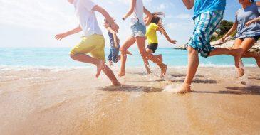 Spend Spring Break with the Family at The Tabby House on Folly Beach, South Carolina