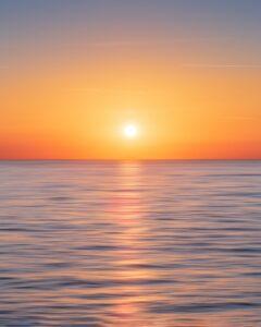 Watch the Sunset on Folly Beach